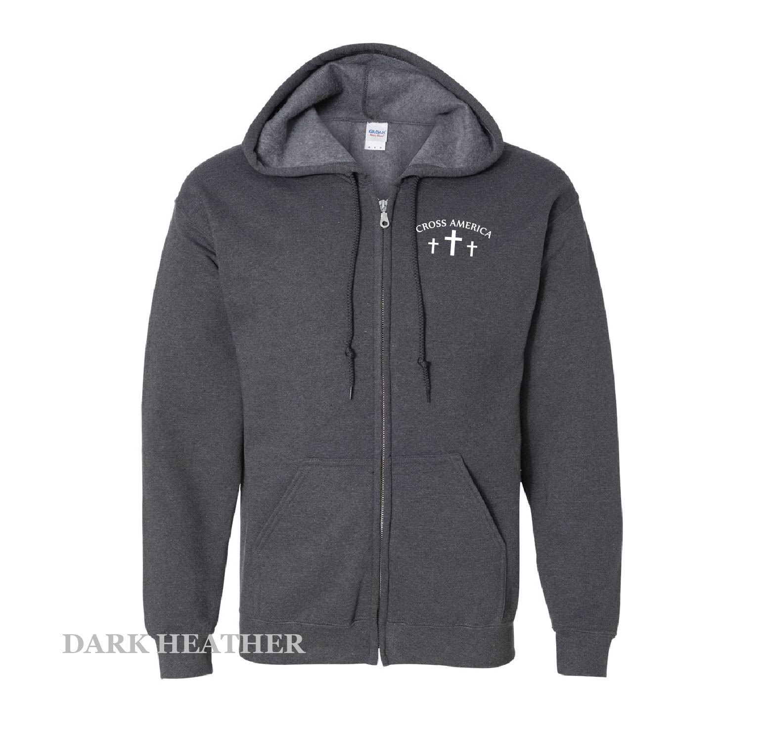 7ac0bb424a Full-Zip Hooded Sweatshirt