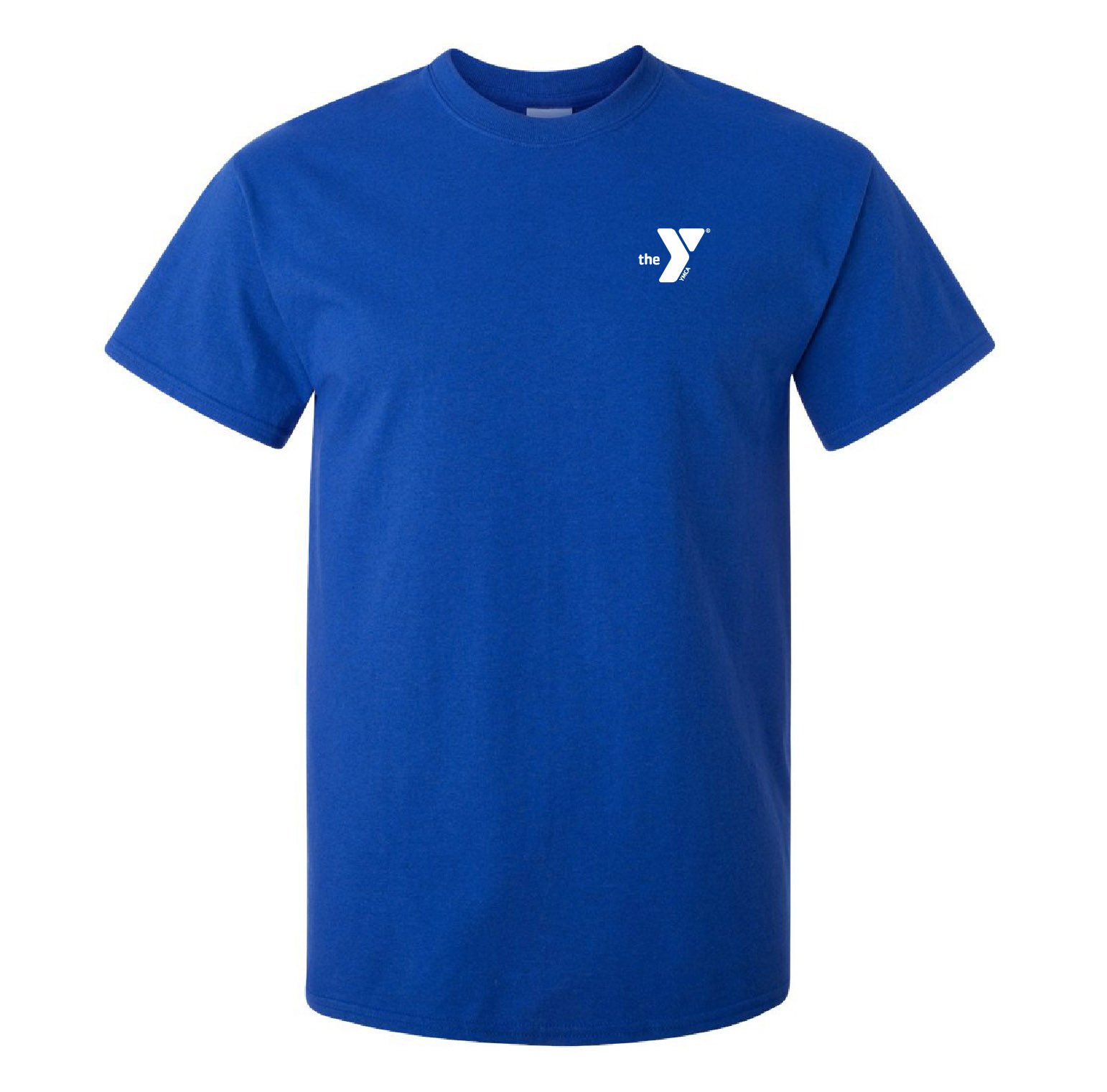 Short-Sleeve T (Dry-Fit) – Men's Crew – YMCA Staff